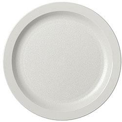 Cambro 9-in White Plates (Case of 48)