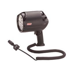 Coleman Black Shatterproof 555-lumen 12-volt Direct Plug LED Spotlight