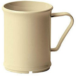 Cambro 9.6-oz Beige Mugs (Case of 48)