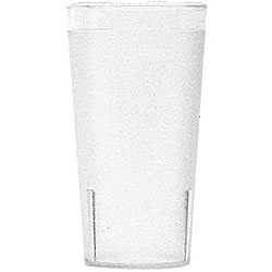Cambro 16-oz Clear Tumblers (Case of 72)