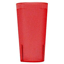 Cambro 16-oz Red Tumblers (Case of 72)