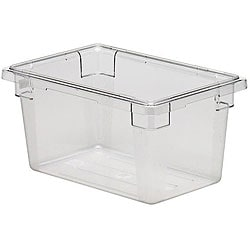 Cambro 5-gallon Clear Food Storage Box