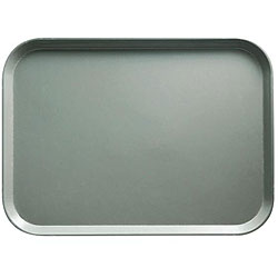 Cambro Pearl Grey Fast Food Trays (Case of 24)