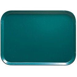 Cambro Teal Fast Food Trays (Case of 24)