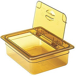 Cambro Half-notched Flip Lid Container Cover