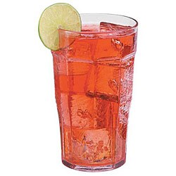 Cambro 14-oz Clear Laguna Tumblers (Case of 36)