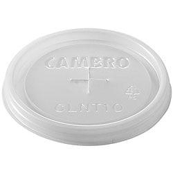 Cambro Medium Plastic Disposable Lids (1000 Count)