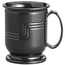 Cambro 8-oz Black Meal Delivery System Mugs (Case of 48)