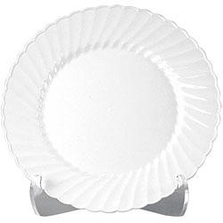 WNA Comet West 6-inch White Classicware Plates (Case of 180)