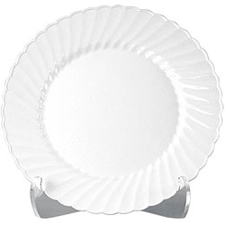 WNA Comet West 6-inch White Classicware Plates (Case of 180)
