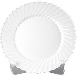 WNA Comet West 9-inch White Classicware Plates (Case of 180)