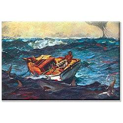 Winslow Homer 'Storm' Canvas Art