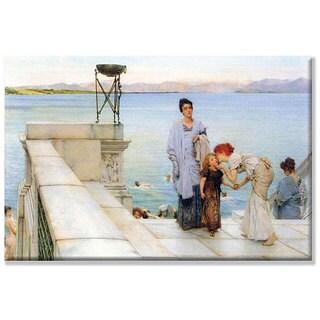 Alma-Tadema 'A Kiss' Extra Large Art Print