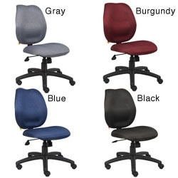Boss Mid-back Adjustable Task Chair