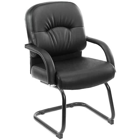Boss Mid-back Caressoft Guest Chair