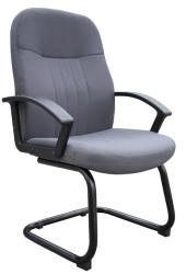 Boss Mid-Back Fabric Guest Chair - Thumbnail 1