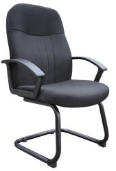 Boss Mid-Back Fabric Guest Chair - Thumbnail 2