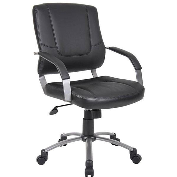 Boss Executive LeatherPlus Chair