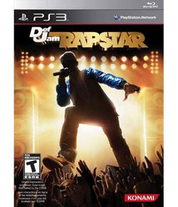 PS3 - Def Jam Rapstar