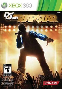 Xbox 360 - Def Jam Rapstar - By Konami