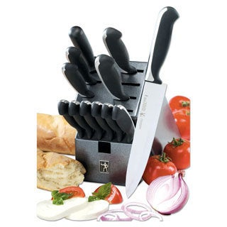 Zwilling J.A. Henckels Fine Edge Synergy 13-piece Knife Block Set