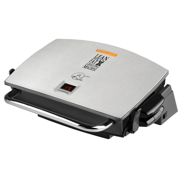 George Foreman GRP72CTTS G-Broil Grill Supreme Electric Grill