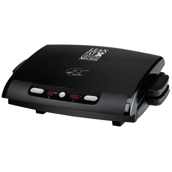 George Foreman 100-Square-Inch Digital Nonstick Countertop Grill