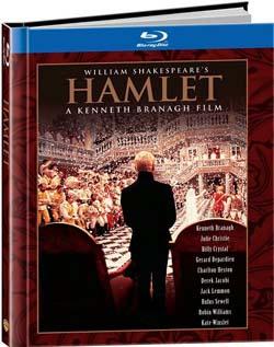 Hamlet DigiBook (Blu-ray Disc)