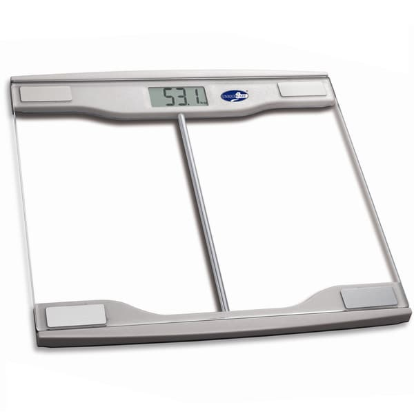Modern Digital With Gl Top Bathroom Scale