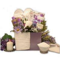 Spa & Relaxation Baskets