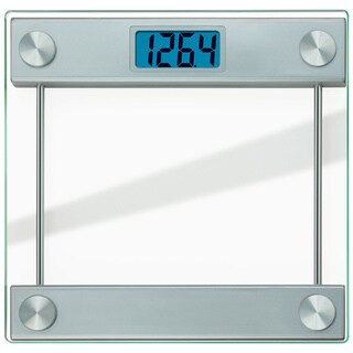 Taylor High Capacity 440-pound Glass Digital Scale