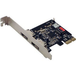 SYBA Multimedia PCI-Express Serial ATA II (SATA II) Card, 2x External