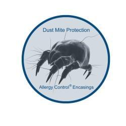 Allergy Control Cotton Performance Full-size Mattress Encasing - Thumbnail 1