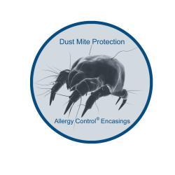 Allergy Control Cotton Performance Queen-size Mattress Encasing - Thumbnail 1