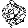 7-bottle Circular Wine Cage