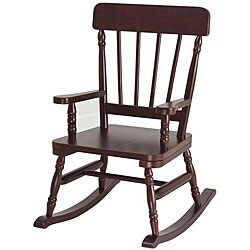 Simply Classic Cherry Rocking Chair