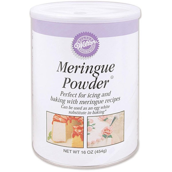 Wilton 16-oz Can of Meringue Powder