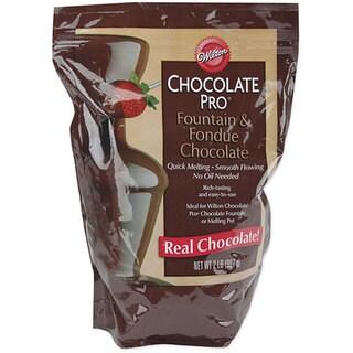 Chocolate Pro Fondue Chocolate (2 Pounds)