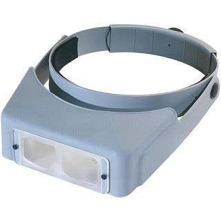 OptiVISOR LX # 4 Hands-free Adjustable Binocular Magnifier Lensplate|https://ak1.ostkcdn.com/images/products/4867322/P12750995.jpg?impolicy=medium