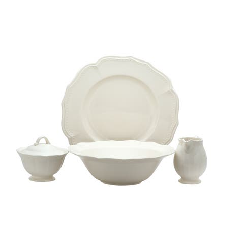Classic White 5pc Completer Set