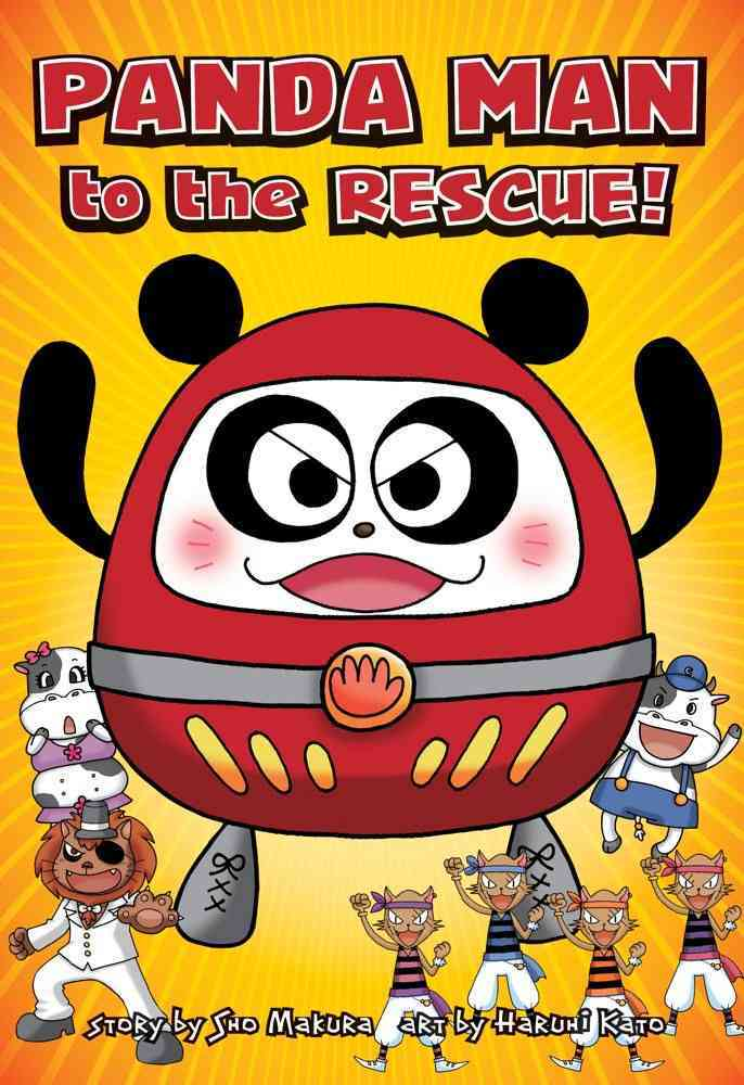 Panda Man to the Rescue! (Paperback) - Thumbnail 0