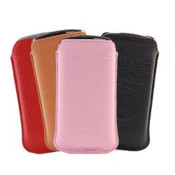 GUT BlackBerry Pearl Leather Case - Thumbnail 1