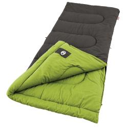 Coleman Duck Harbor Rectangular Cool Weather Sleeping Bag - Thumbnail 2