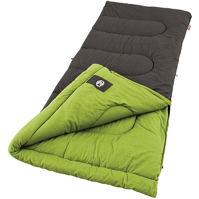 Coleman Duck Harbor Rectangular Cool Weather Sleeping Bag - Thumbnail 0