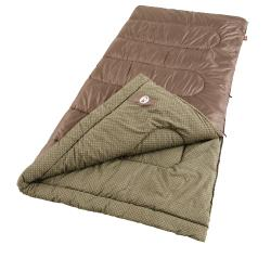 Coleman Oak Point Large Cool Weather Sleeping Bag - Thumbnail 1