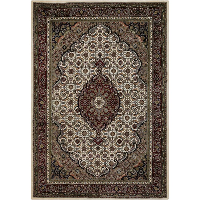 Artist X27 S Loom Hand Knotted Traditional Oriental Wool Rug