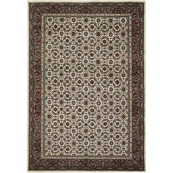 Artist's Loom Hand-knotted Traditional Oriental Wool Rug (9'x13') - Thumbnail 0
