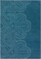 Hand-tufted Tarau Wool Rug (5' x 7'6) - Thumbnail 2