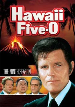 Hawaii Five-O: The Ninth Season (DVD)
