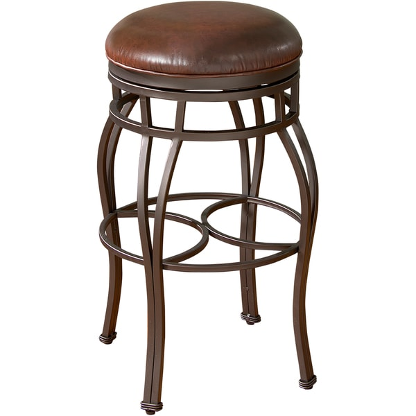 Shop Delaware 30 Inch Swivel Bar Stool On Sale Free